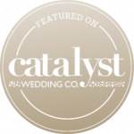 Featured on Catalyst Wedding