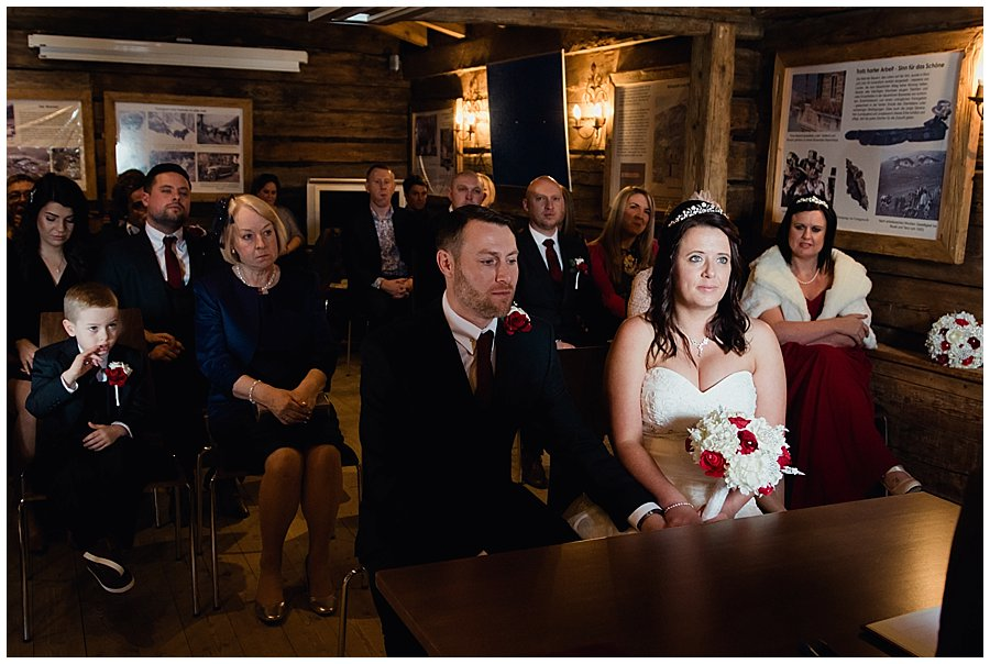 Hochbrixen Hochzeit