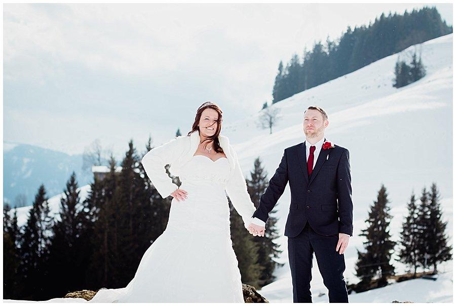 Iglu Wedding