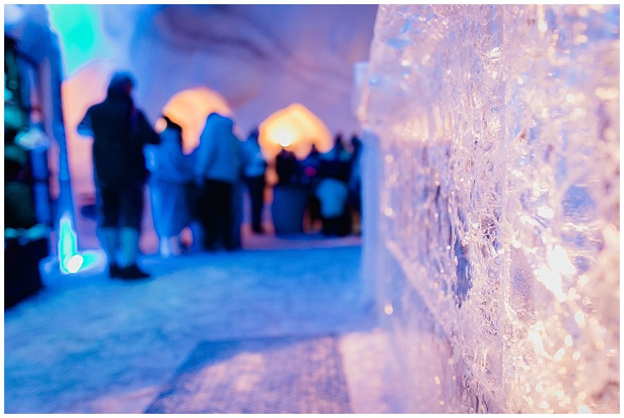 Igloo Wedding