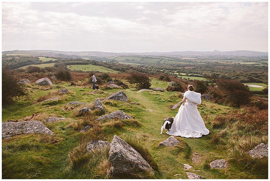 Cornwall Wedding Photographer Bodmin