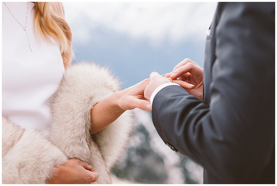Seefeld Austria Mountain Wedding